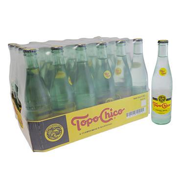 Topo Chico Mineral Water 12 Oz Bottles 30 Ct Sam S Club