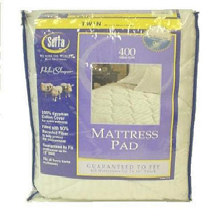 Serta Perfect Sleeper Mattress Pad Twin Sam S Club