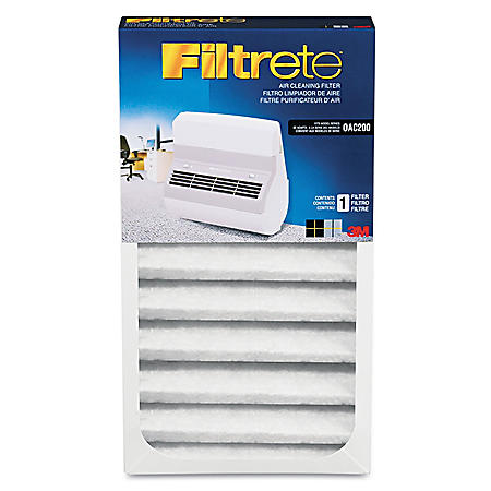 "Filtrete Replacement Filter - 13"" x 7.5"""