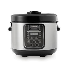 Aroma Professional 16-Cup Digital Rice Cooker with Clear View Top
