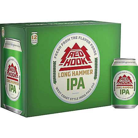 Redhook Long Hammer IPA (12 fl. oz. bottle, 12 pk.)
