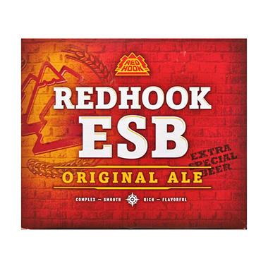 Redhook ESB Original Ale (12 fl. oz. bottle, 12 pk.)