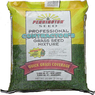 Pennington Gr Seed Mixture 20 Lb Bag