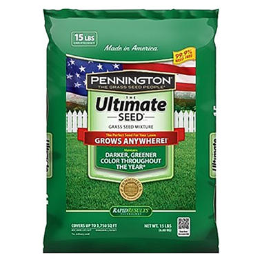Pennington Ultimate Grass Seed Southern Blend, 15 lbs.