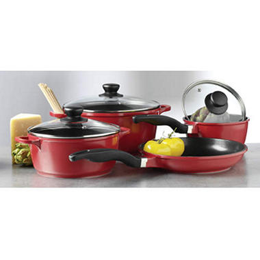 Cast Aluminum Cookware Set - 7 pc.