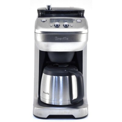 Vacuum Coffee Maker Grind Size : Breville Grind Control Coffee Maker - Sam s Club