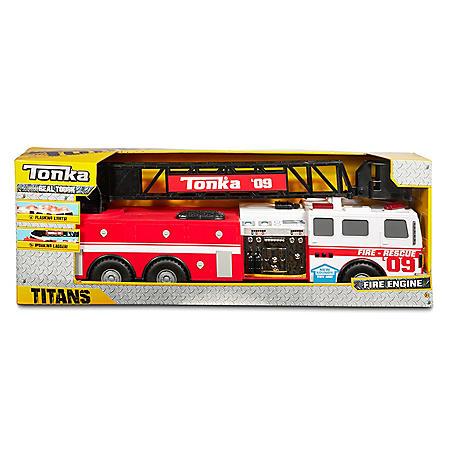 Tonka Titans Light & Sound Vehicles - Assorted Styles