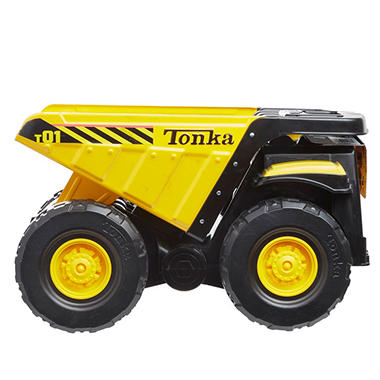 Tonka Mighty Steel Dump Truck
