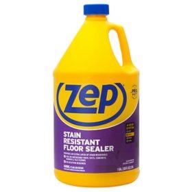 Zep Commercial Stain Resistant Floor Sealer 1 Gal Sam