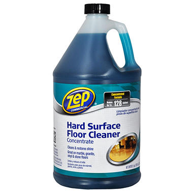 Zep Commercial Hard Surface Floor Cleaner Concentrate 1