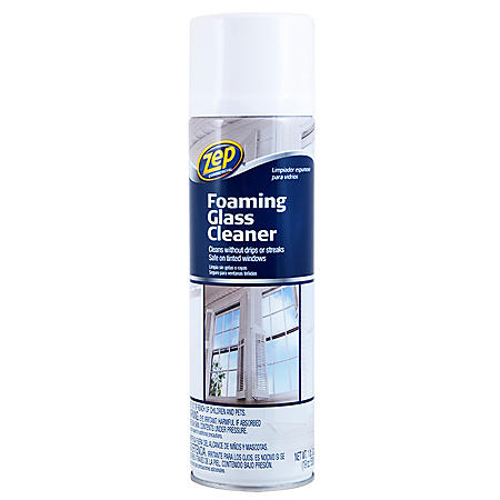 Zep Commercial Foaming Glass Cleaner (19 oz., 4 pk.)