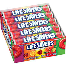 Lifesavers 5 Flavors Hard Candies (20 pk.)