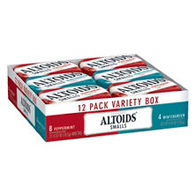 Altoids Smalls Sugar-free Mints, Variety Pack (12 pk.)