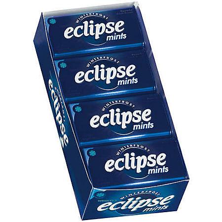 Wrigley's Eclipse Mints Winterfrost - 8 pk. tray