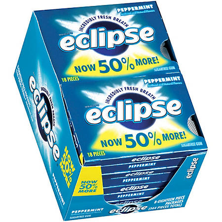 ECLIPSE PEPPERMENT 8 COUNT