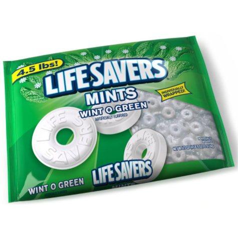 Lifesavers Wint-O-Green Mints - 73 oz.