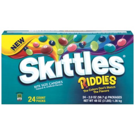 Skittles Riddles - 24 ct.