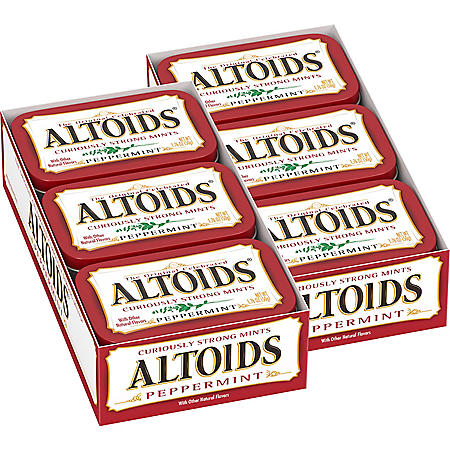 Altoids Peppermint (1.76 oz., 12 ct.)