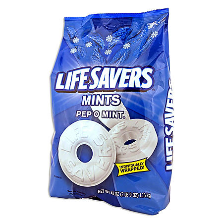 Lifesavers Pep O Mint (2.6 lbs.)