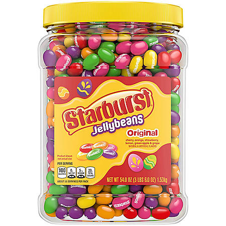 Starburst Original Jelly Beans (54oz.)
