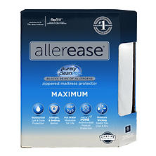 AllerEase Maximum Bed Bug and Allergy-Proof Mattress Protector (Assorted Sizes)