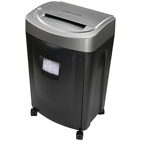 Royal Mc14mx Micro-cut Shredder, 14 Sheet Capacity