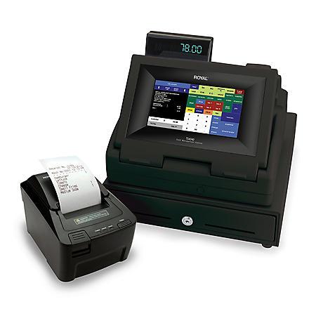 Royal TS4240 Cash Register Touch Screen