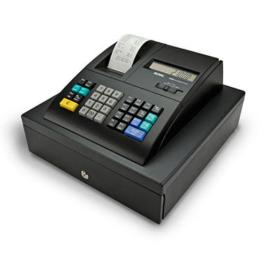 Royal 210DX Cash Register