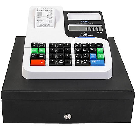 Royal 410dx Electronic Cash Register