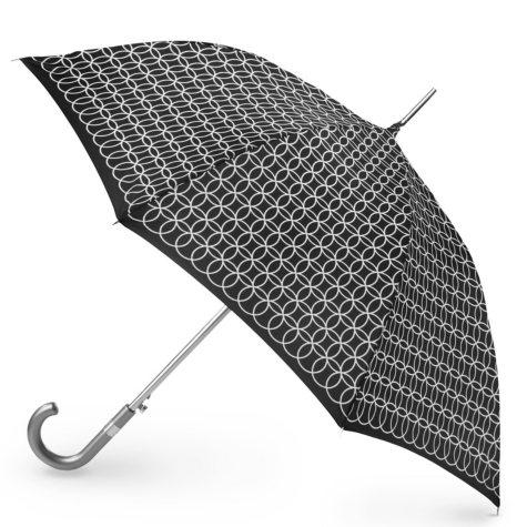 Totes Auto Open Folding Stick Umbrella