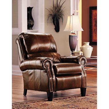 Lane Furniture Camron Leather High Leg Recliner  sc 1 st  Samu0027s Club & Lane Furniture Camron Leather High Leg Recliner - Samu0027s Club islam-shia.org