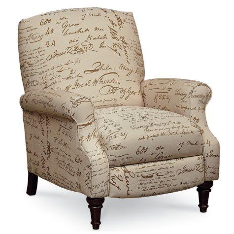 Lane Furniture Elania High Leg Recliner