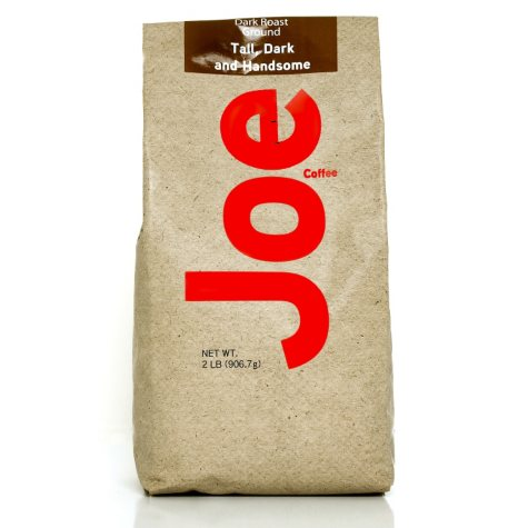 Joe Tall, Dark & Handsome Dark Roast Coffee (2lb.)