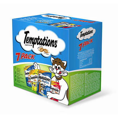 Temptations Cat Treats (3 oz., 7 pk.)