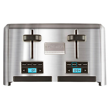 Frigidaire Professional™ 4-Slice Wide Slots Toaster