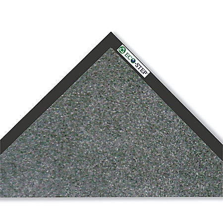 Crown EcoStep Mat, Charcoal (3' x 10')