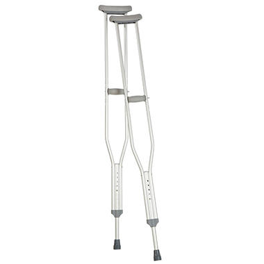 Carex Aluminum Crutches (Adult)