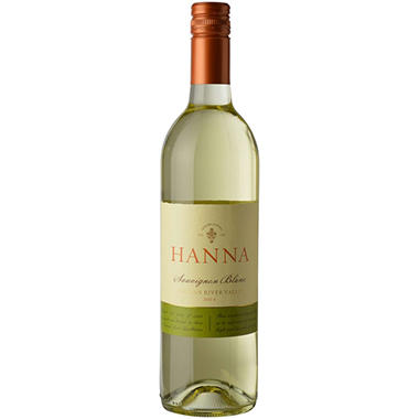 +HANNA RUSSIAN RIVER SAUV BLANC 750ML