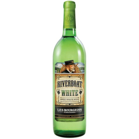Les Bourgeois Vineyards Riverboat White (750 ml)