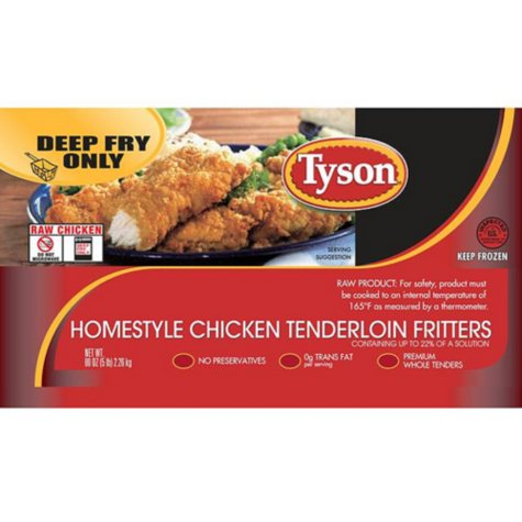 Tyson Home-Style Chicken Tenders