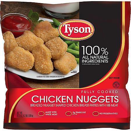 Tyson® Chicken Nuggets