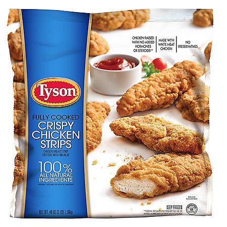 Tyson Crispy Chicken Strips (3 lb.)