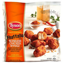 Tyson Buffalo Style Boneless Chicken Wyngz (52 oz.)