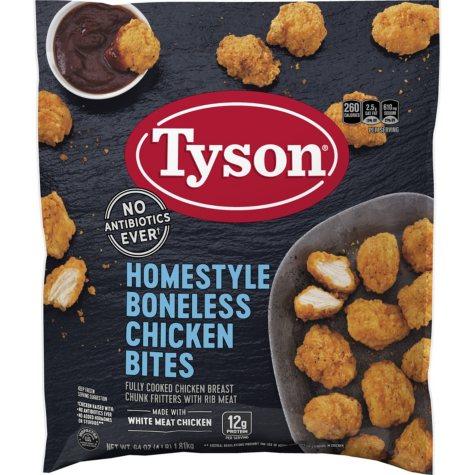 Tyson Classic Popcorn Chicken (4 lb.)