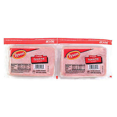 Tyson® Premium Ham - 20 oz. packs - 2 ct.