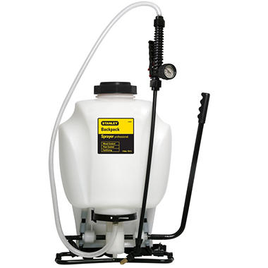 Stanley Backpack Sprayer - 4 gal. capacity.