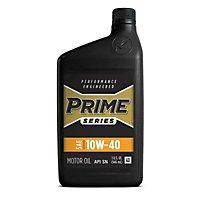 Prime Series Conventional Motor Oil SAE 10W-40 (12 pk., 1-