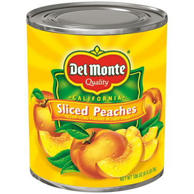Image result for huge can of canned peaches
