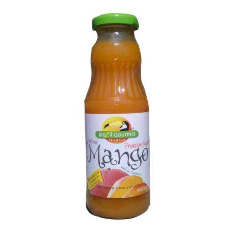 Brazil Gourmet Mango Juice - 12/11 oz. bottles