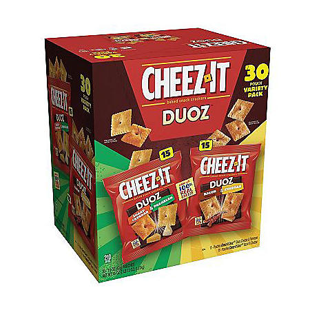 Cheez-It Duoz (1.5 oz., 30 ct.)